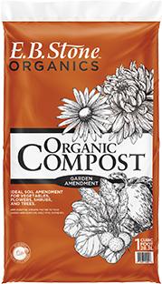 E.B Stone Organics Organic Compost