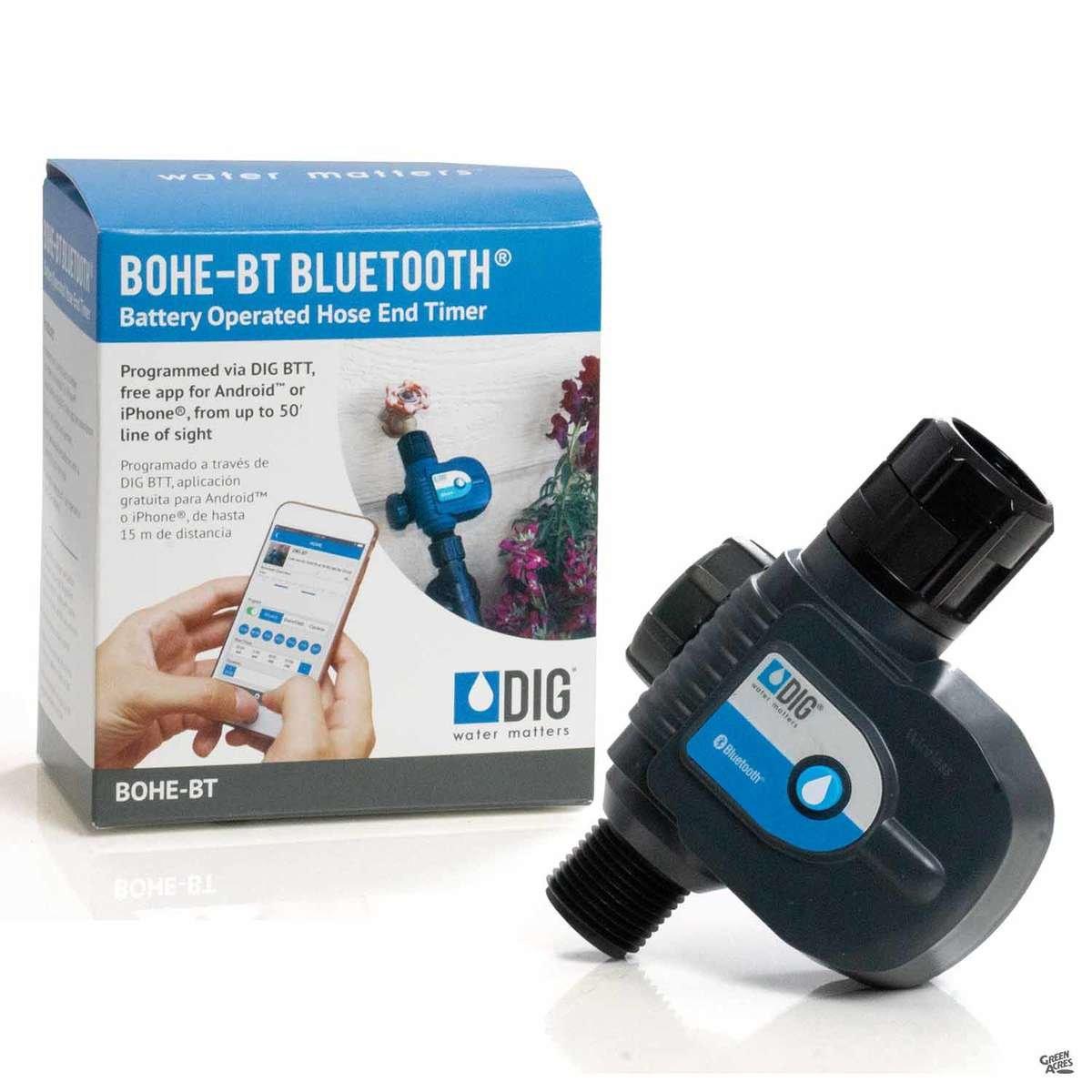 DIG Bluetooth Hose End Timer