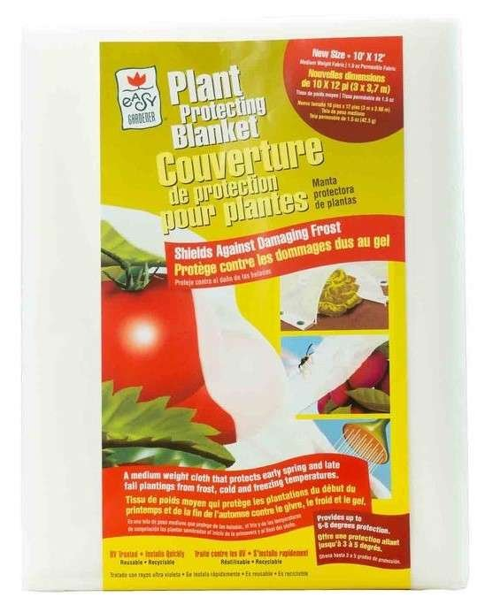 Package of Plant Protecting Blanket