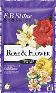 E.B. Stone Organics Rose & Flower