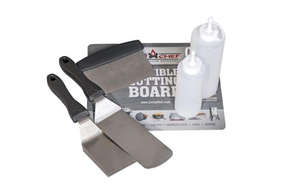 Camp Chef 5-piece tool set