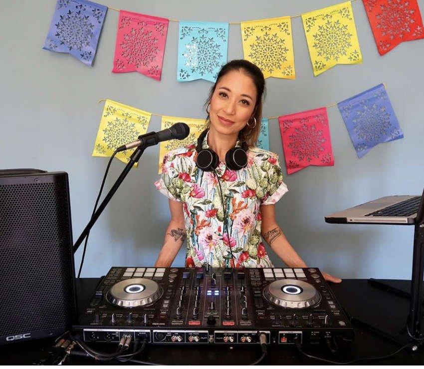 Tessa Young, Guest DJ