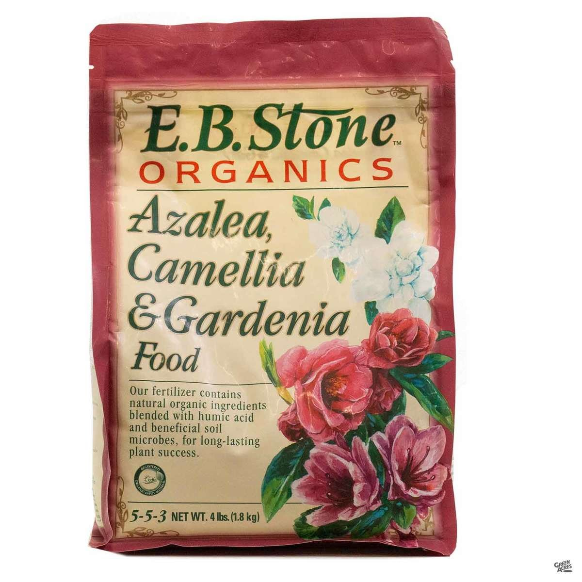 E.B. Stone™ Organics Azalea, Camellia & Gardenia Food