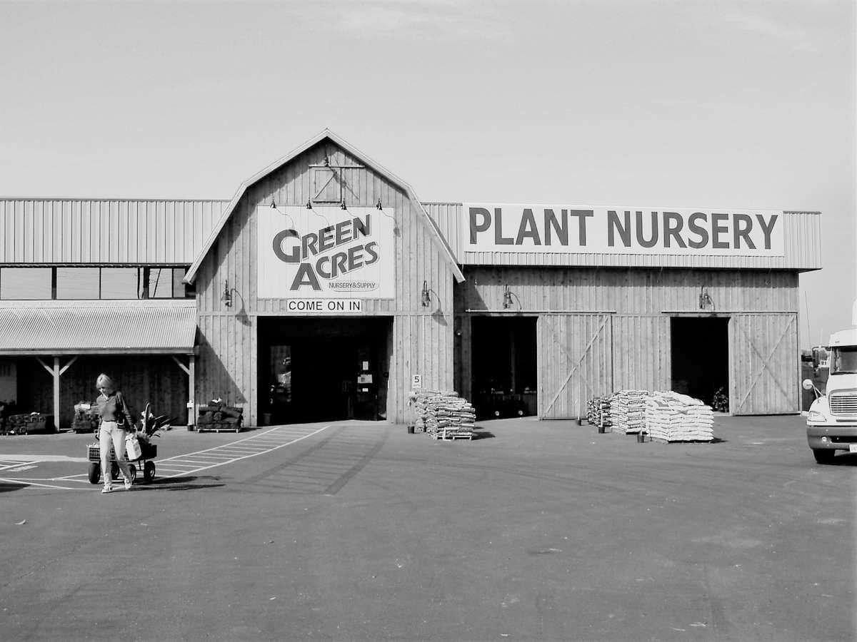 Green Acres Nursery & Supply Roseville, circa 2003