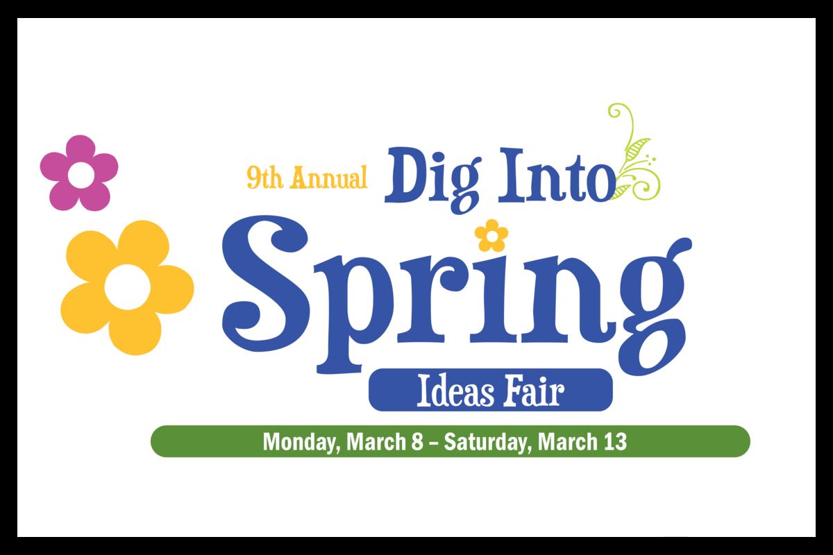 Dig Into Spring 2021 Ideas Fair
