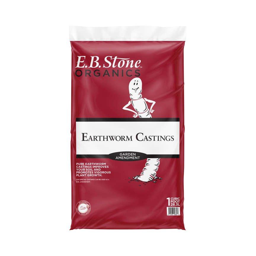 E.B. Stone™ Organics Earthworm Castings