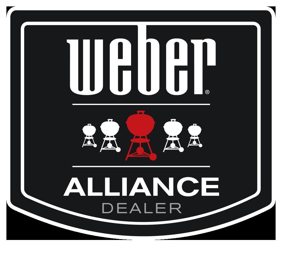 Weber Alliance Dealer Logo