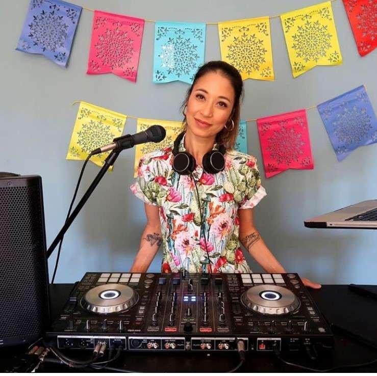 Tessa Young, DJ