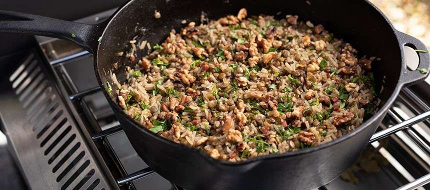 Link to Recipe for Thanksgiving Dirty Rice