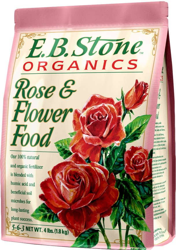 E.B. Stone™ Organics Rose & Flower Food