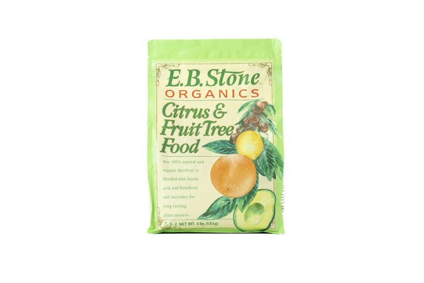 E.B. Stone Organics™ Citrus & Fruit Tree Food