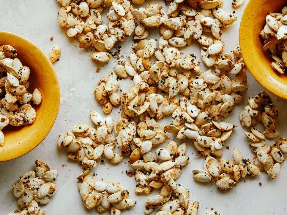 Everything Bagel Pumpkin Seeds