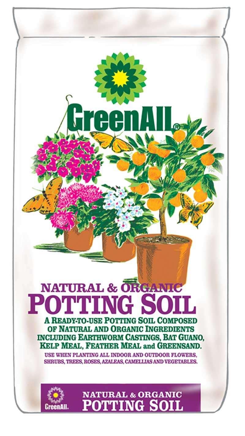 GreenAll Potting Soil