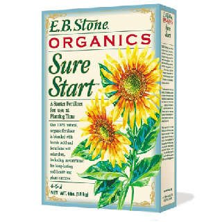 EB Stone Organic Fertilizer