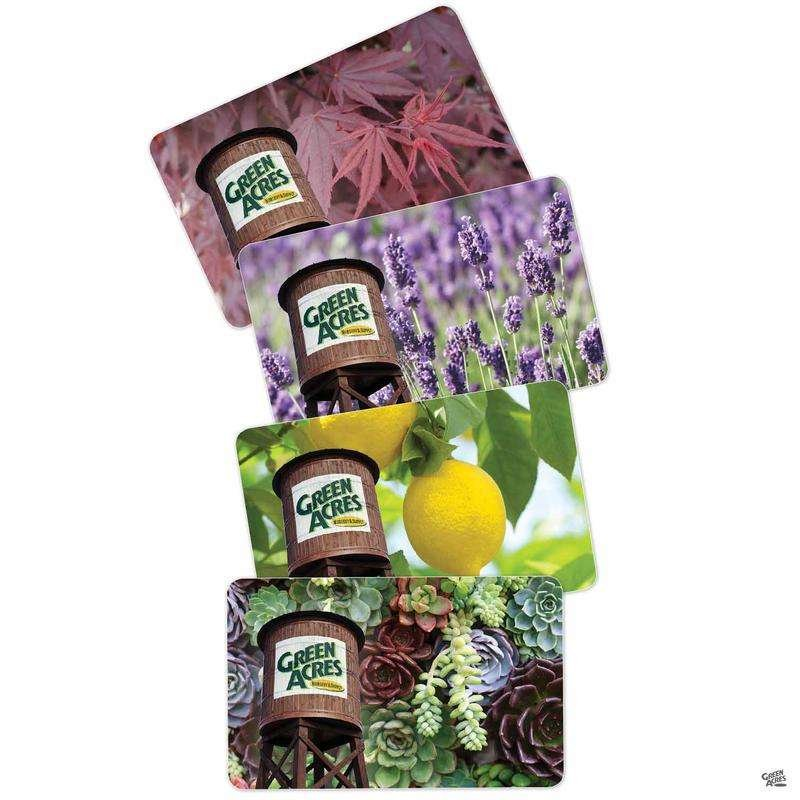 Green Acres Nursery & Supply Gift Cards