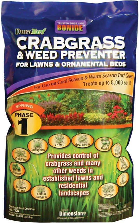 Bonide® Crabgrass & Weed Preventer