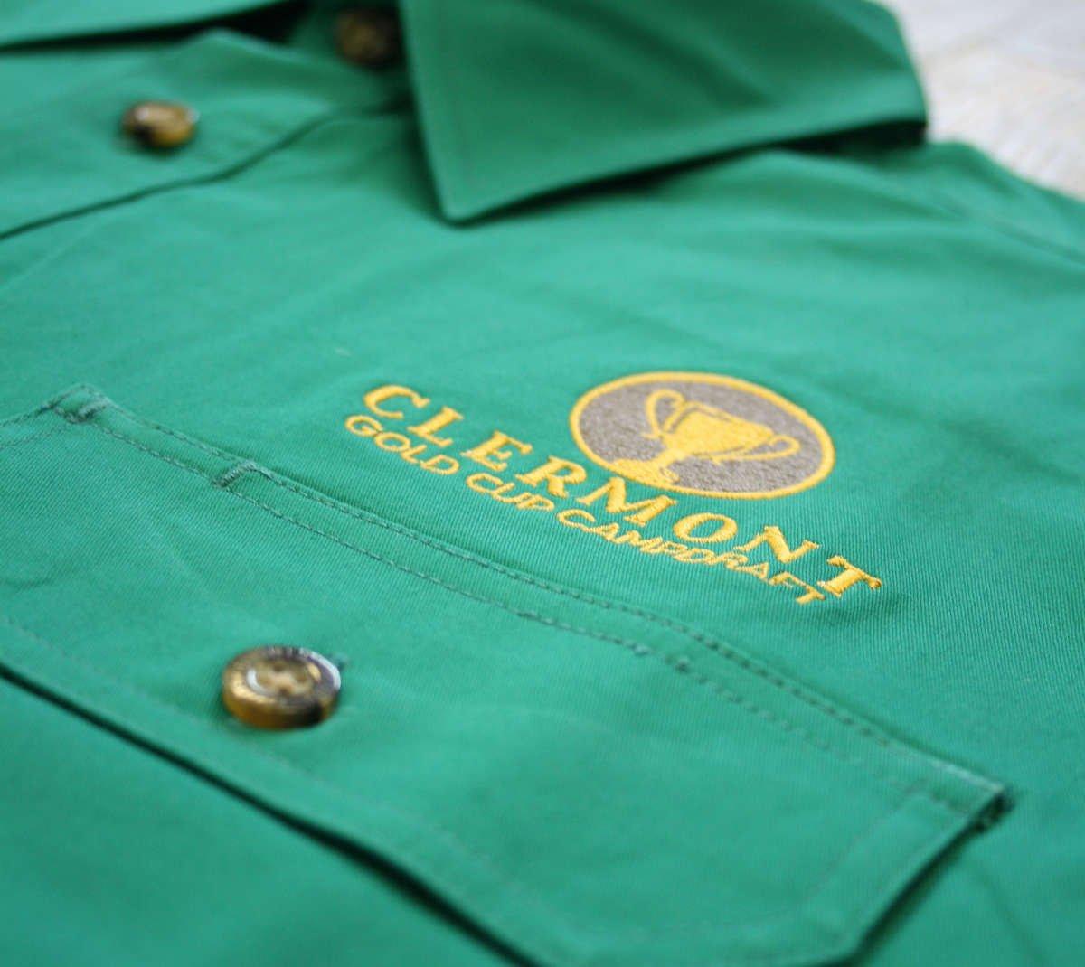 Custom Embroidery – Just Country Australia Pty Ltd