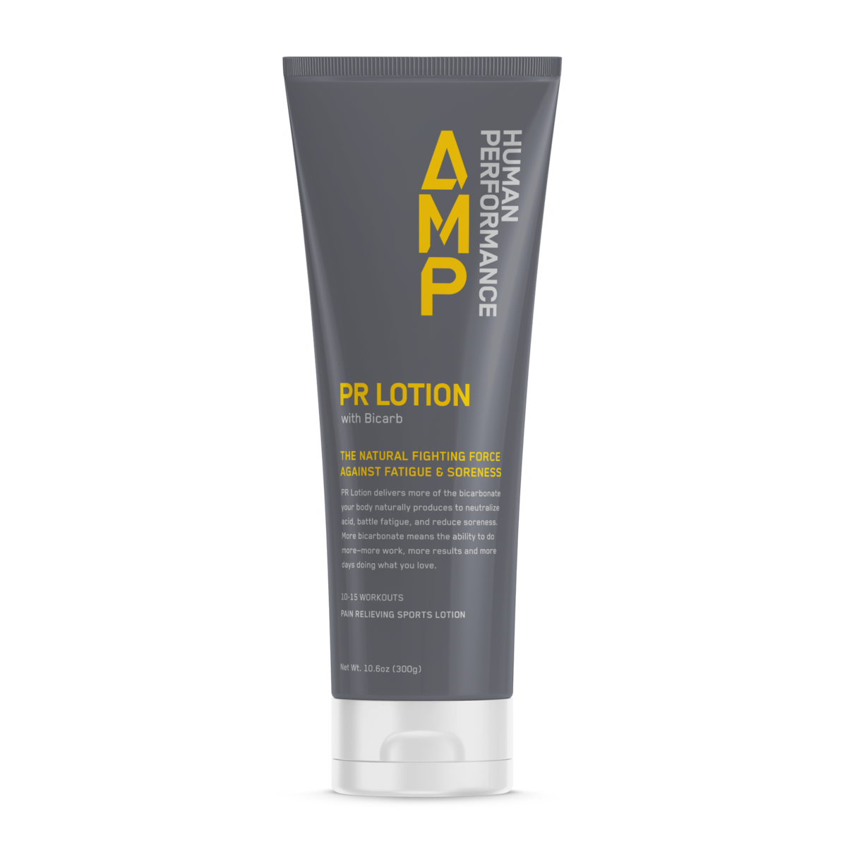PR lotion is used by many long distance runners to increase endurance.