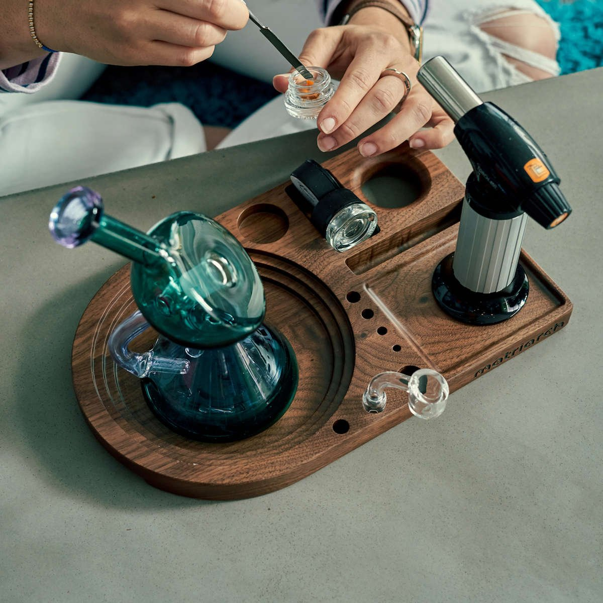 Matriarch Rig Station tray on SALE