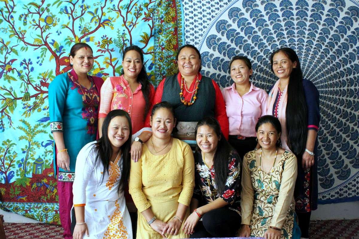 Lotus Sky and Women's empowerment in Nepal
