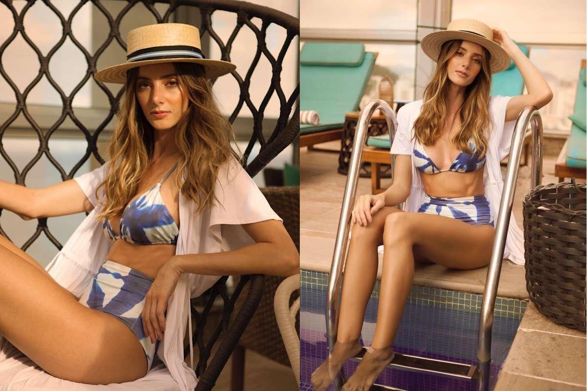 Vizzuo Beachwear, Adila Suarez, Sofitel Ipanema