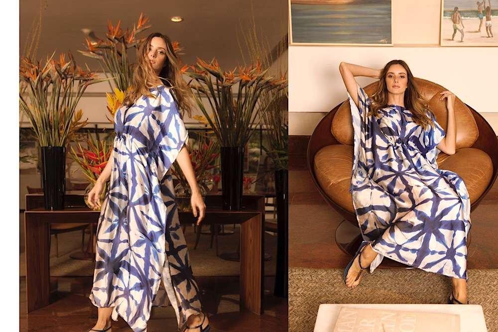 Vizzuo beachwear, Adila Suarez