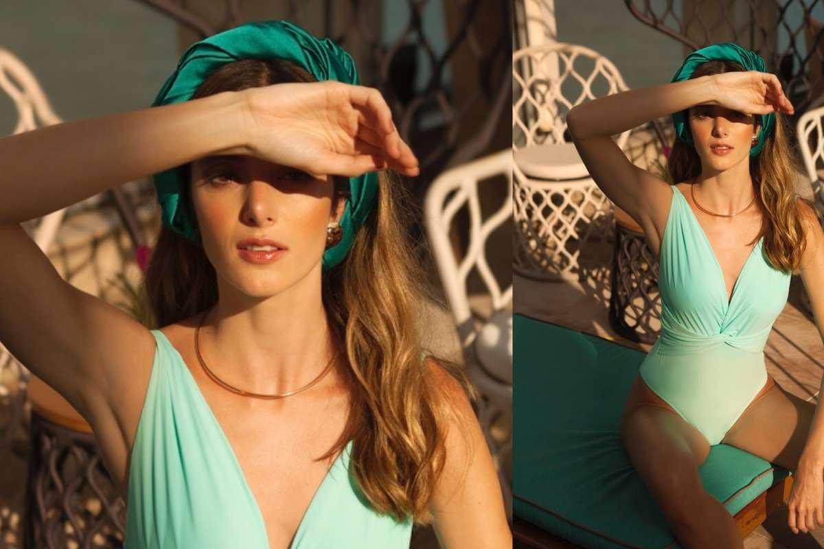 Vizzuo Beachwear, Adila Suarez, Isabele Di Carli