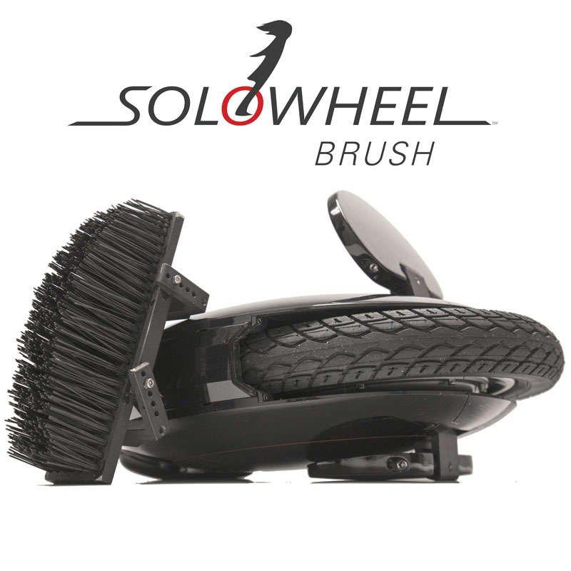 Solowheel Brush www.solowheel.com