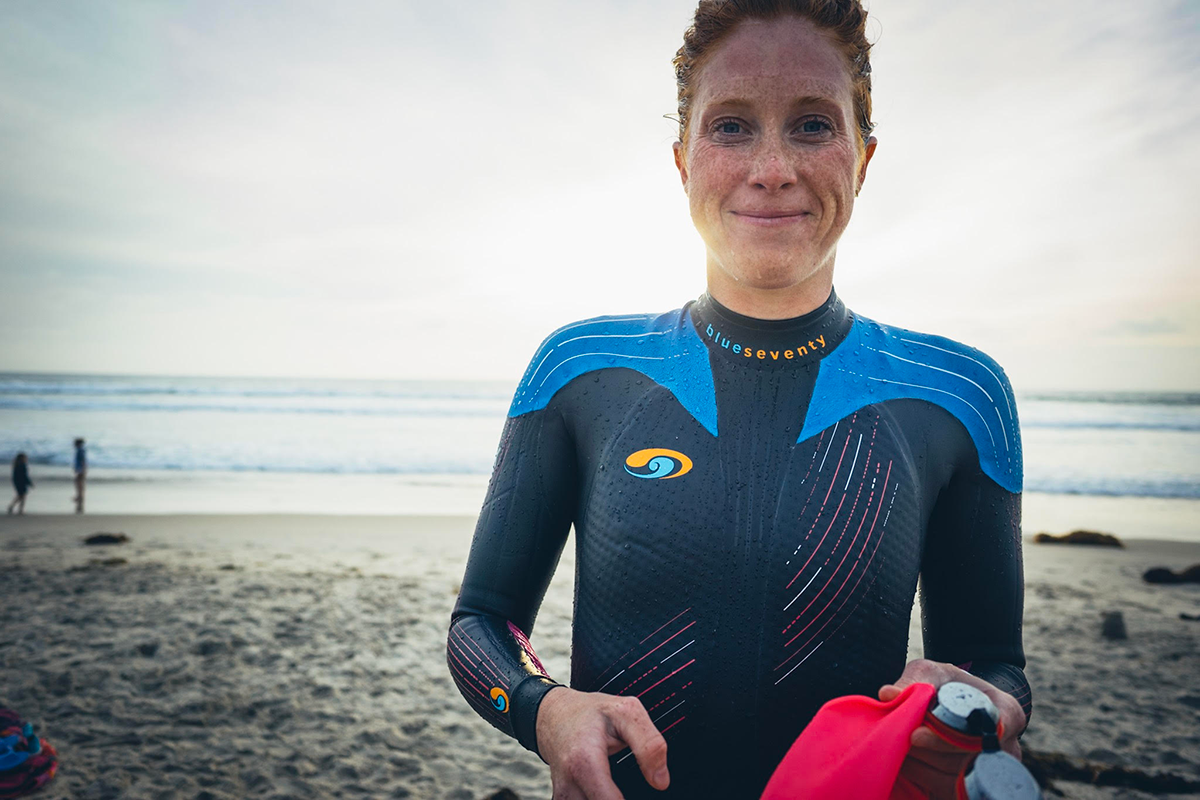 Paula Findlay Half Ironman champion and Team Zealios athlete