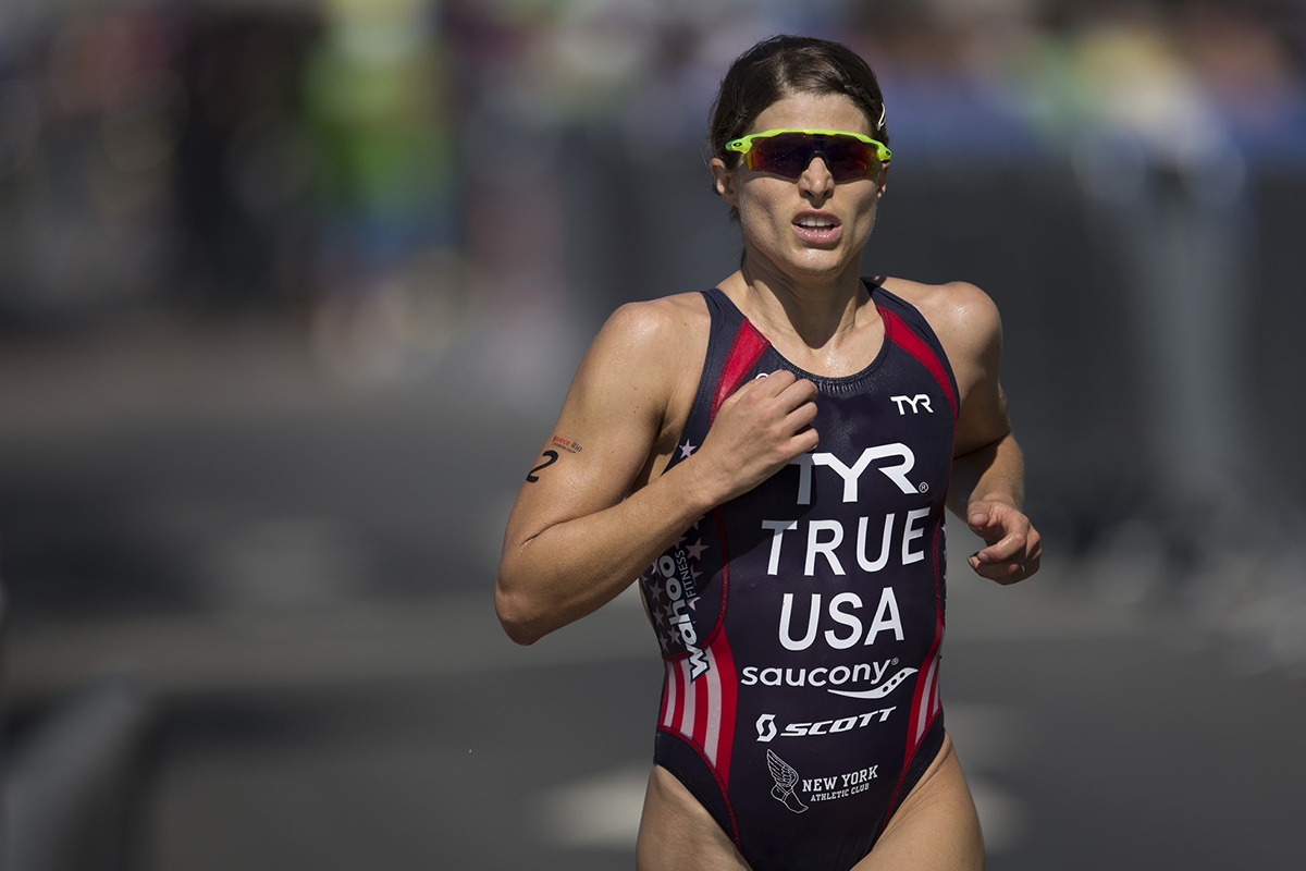 Sarah True Olympian & Ironman competitor and Team Zealios athlete