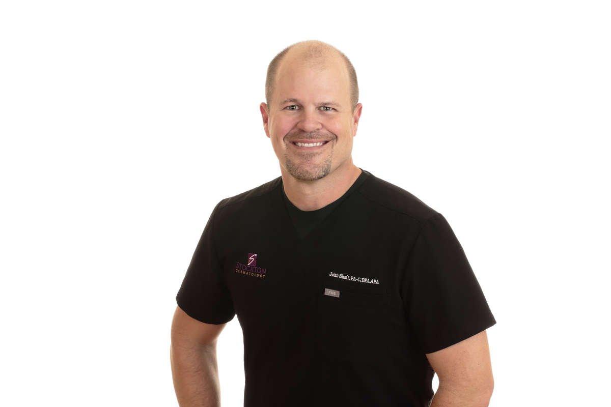 -John Shaff, PA-C, DFAAPA Dermatologist PA