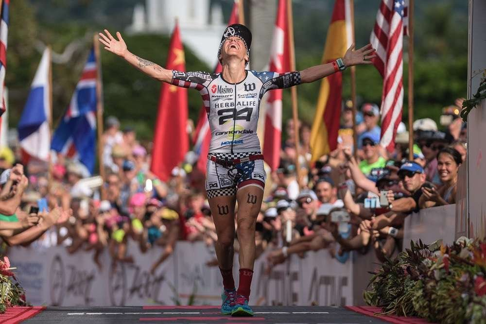 Heather Jackson Ironman Champion from Bend, Oregon