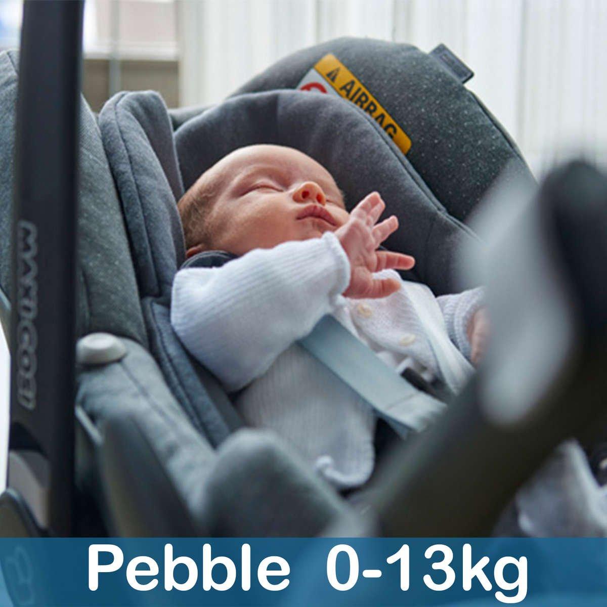 maxi cosi pebble