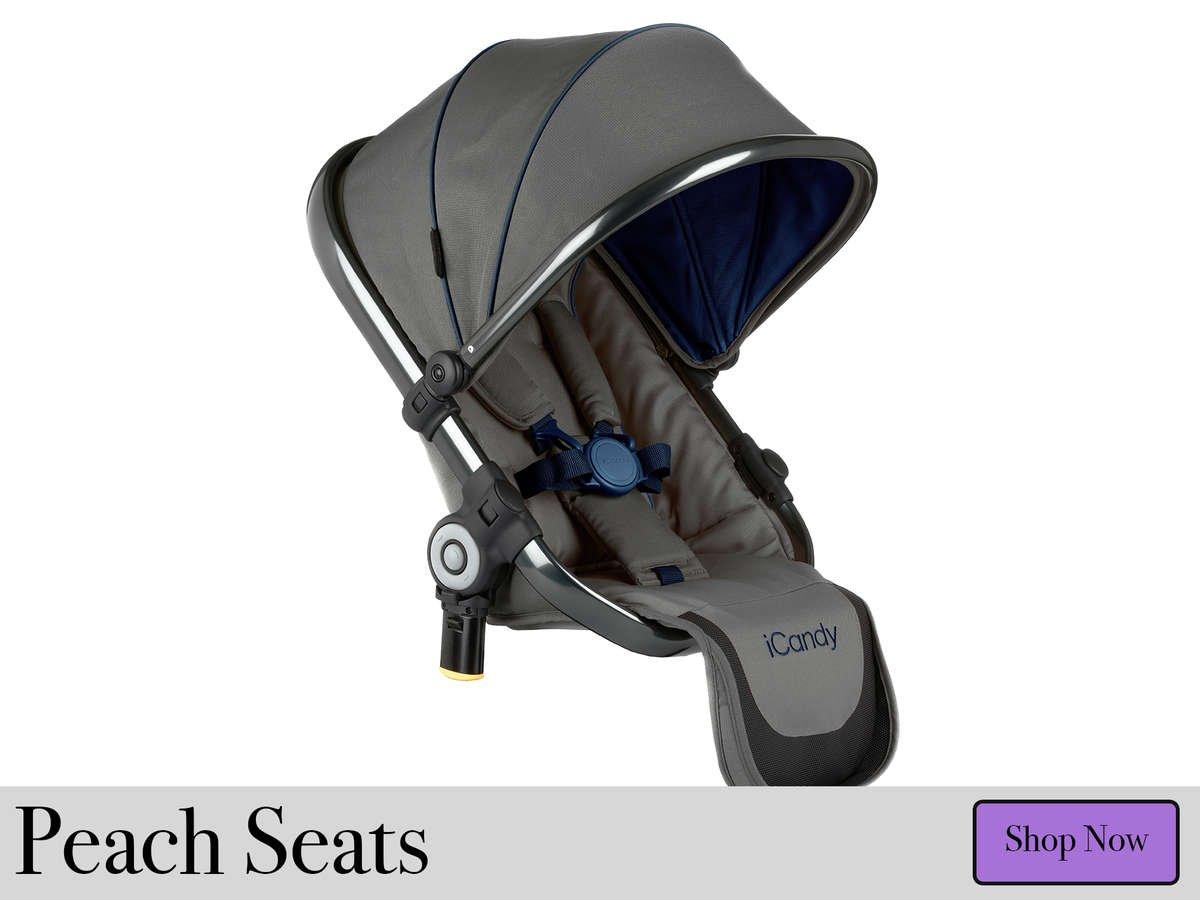 icandy peach seat unit