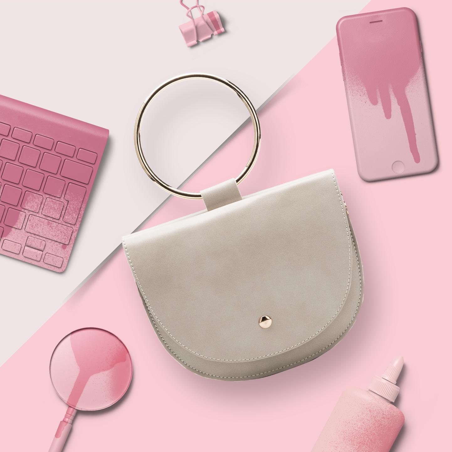vegan leather handbags peta approved bag
