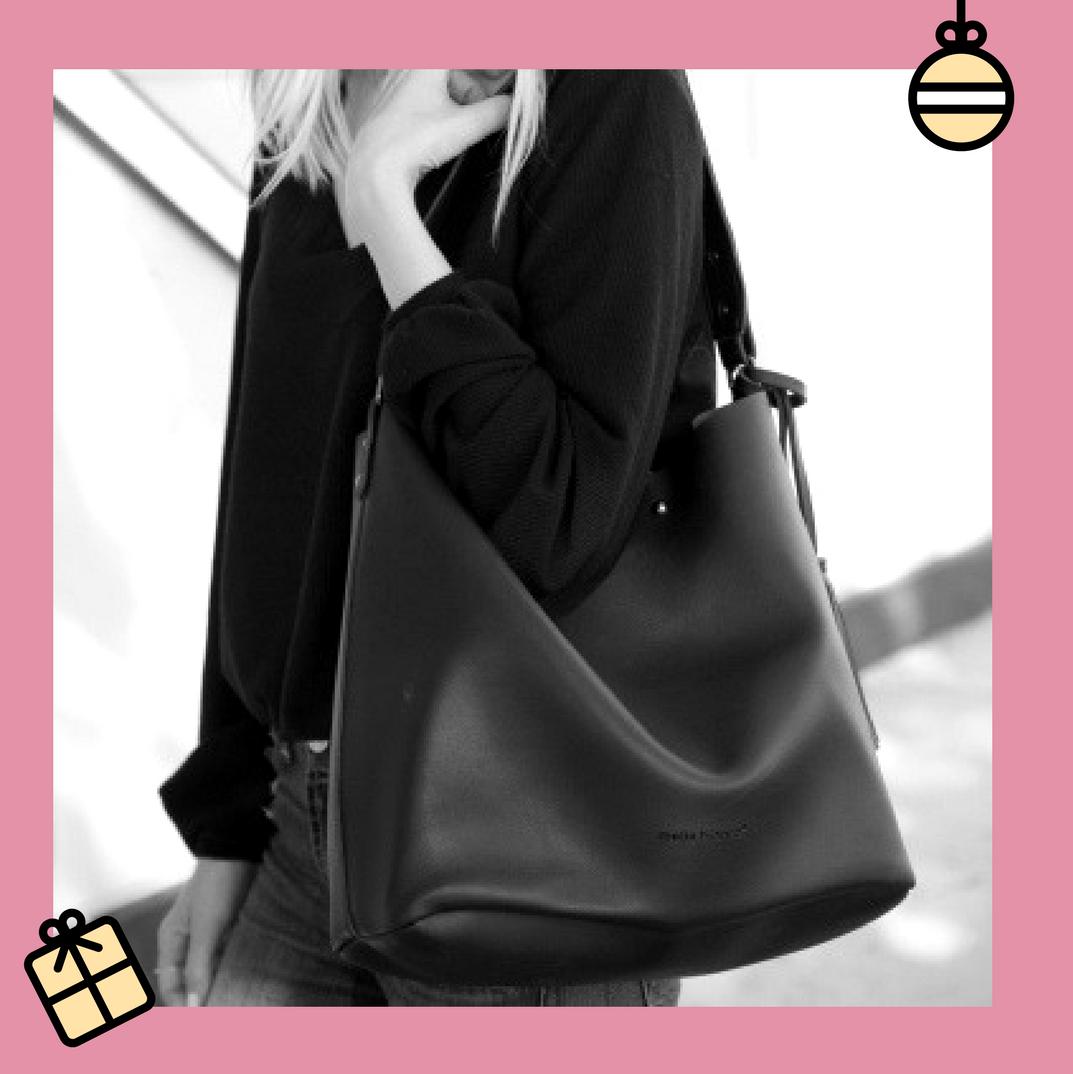 Melie Bianco Rianne Shoulder Bag