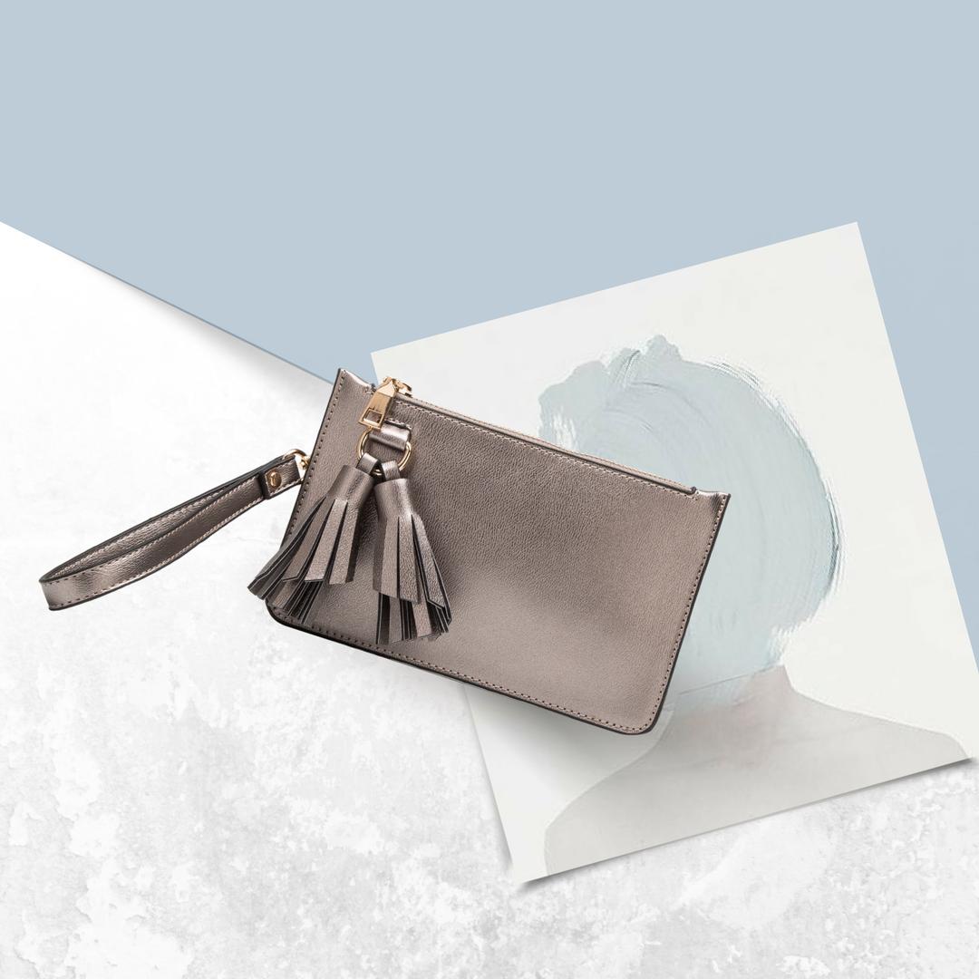 Farah clutch Melie Bianco Bags Handbags