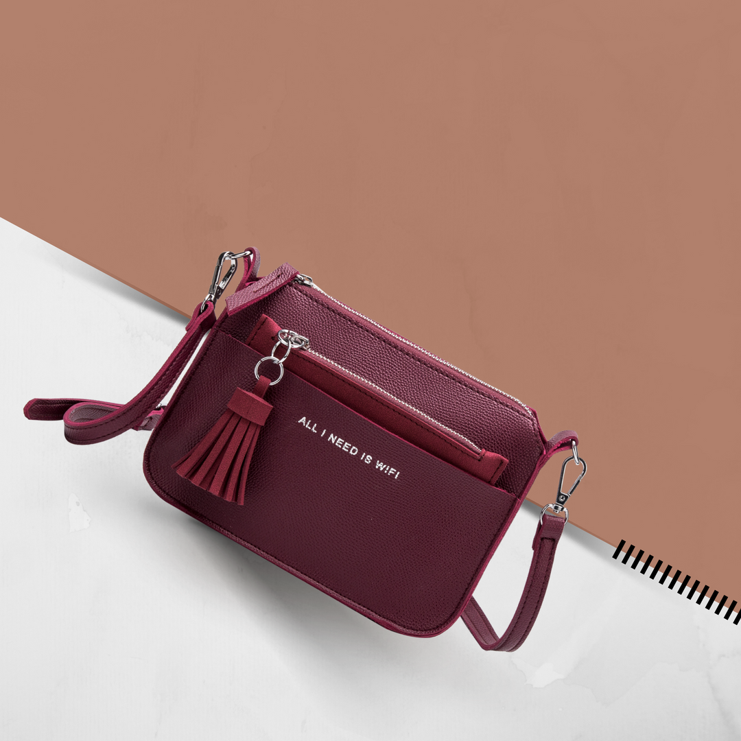 Melie Bianco Stella Bucket Bag