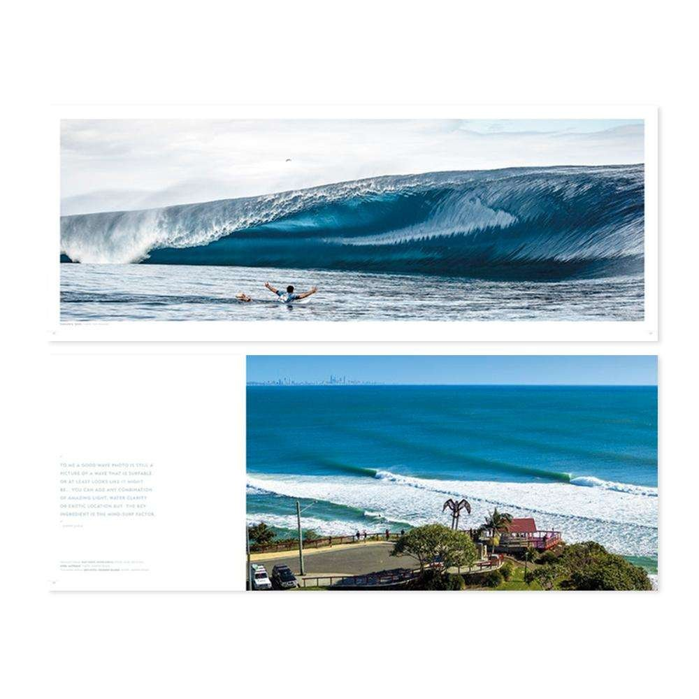 SurfGirl Beach Boutique Cave Orca Publications Amazing Waves Surf Ocean Photography Book