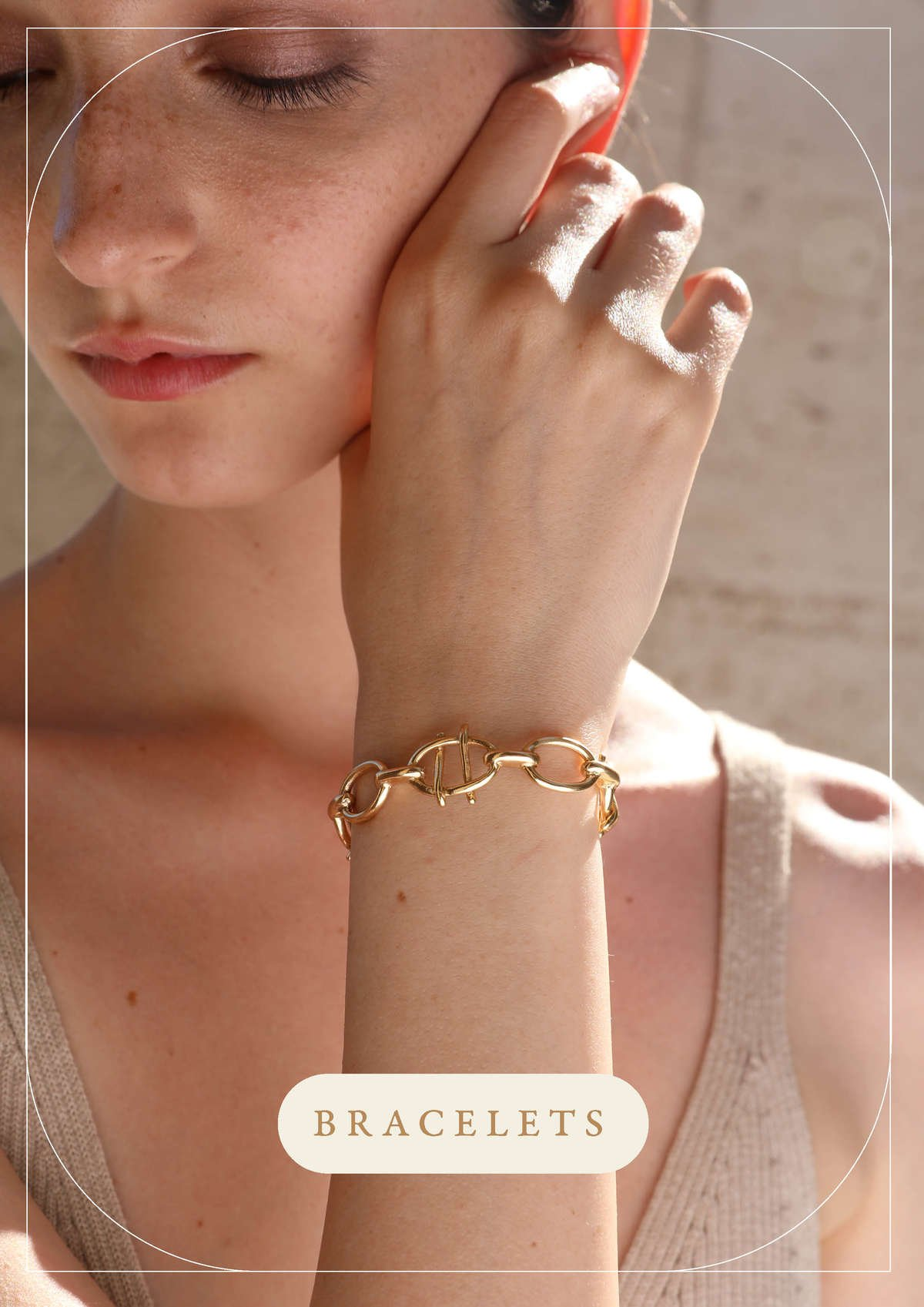 Jewelry Collection Signum | Bracelets handmade by Giulia Barela