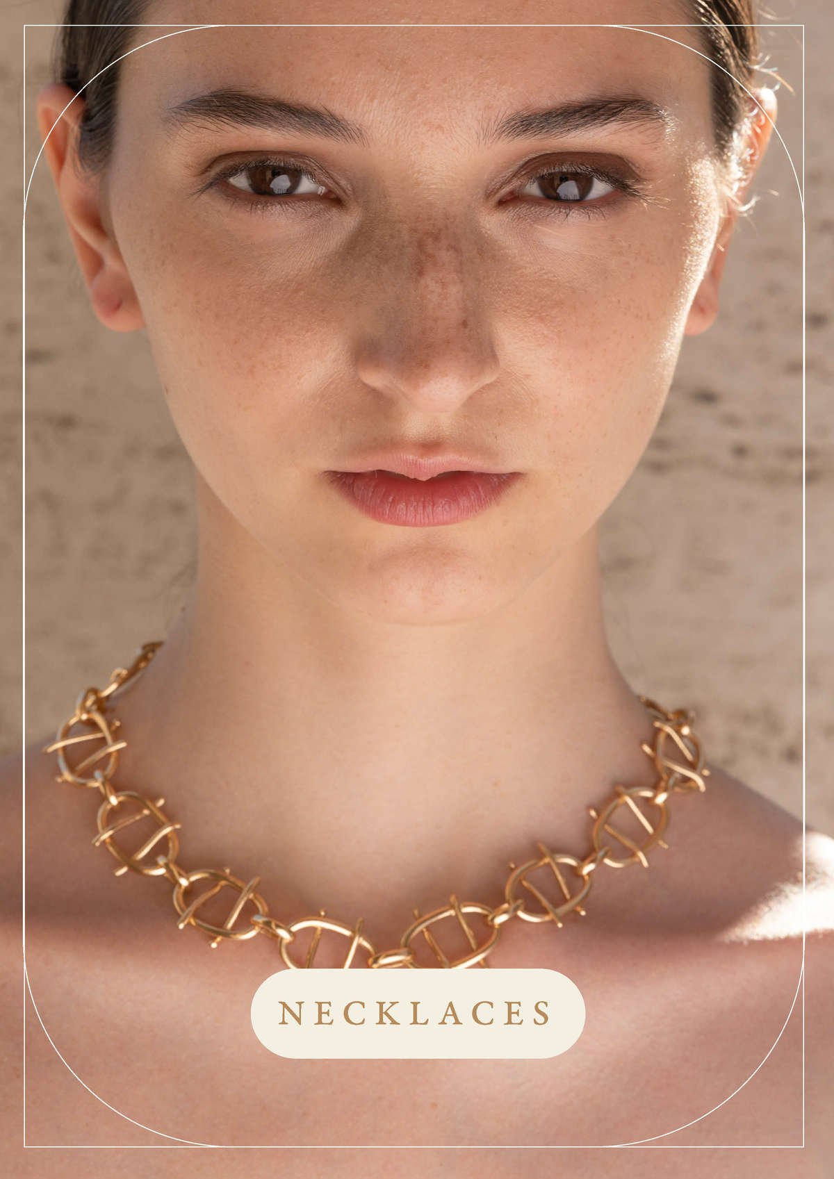 Jewelry Collection Signum | Necklaces handmade by Giulia Barela