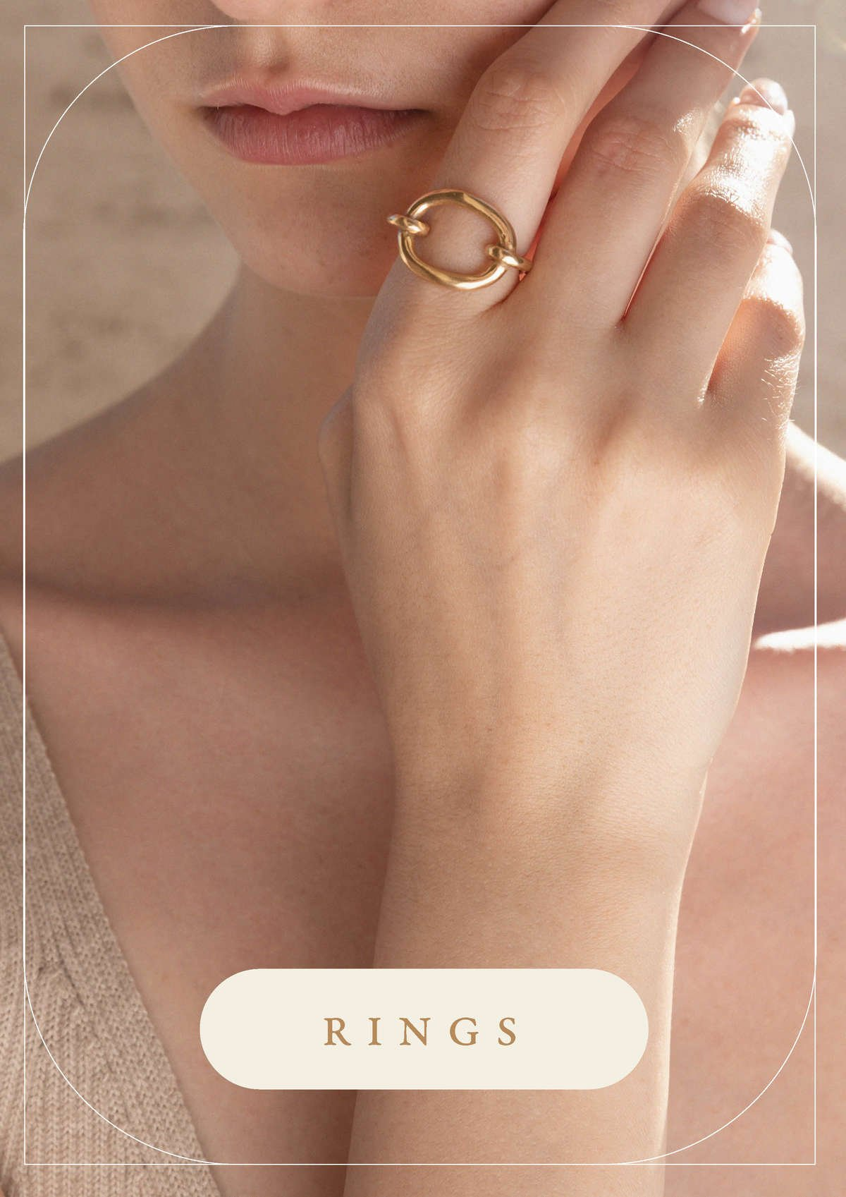 Jewelry Collection Signum | Rings handmade by Giulia Barela