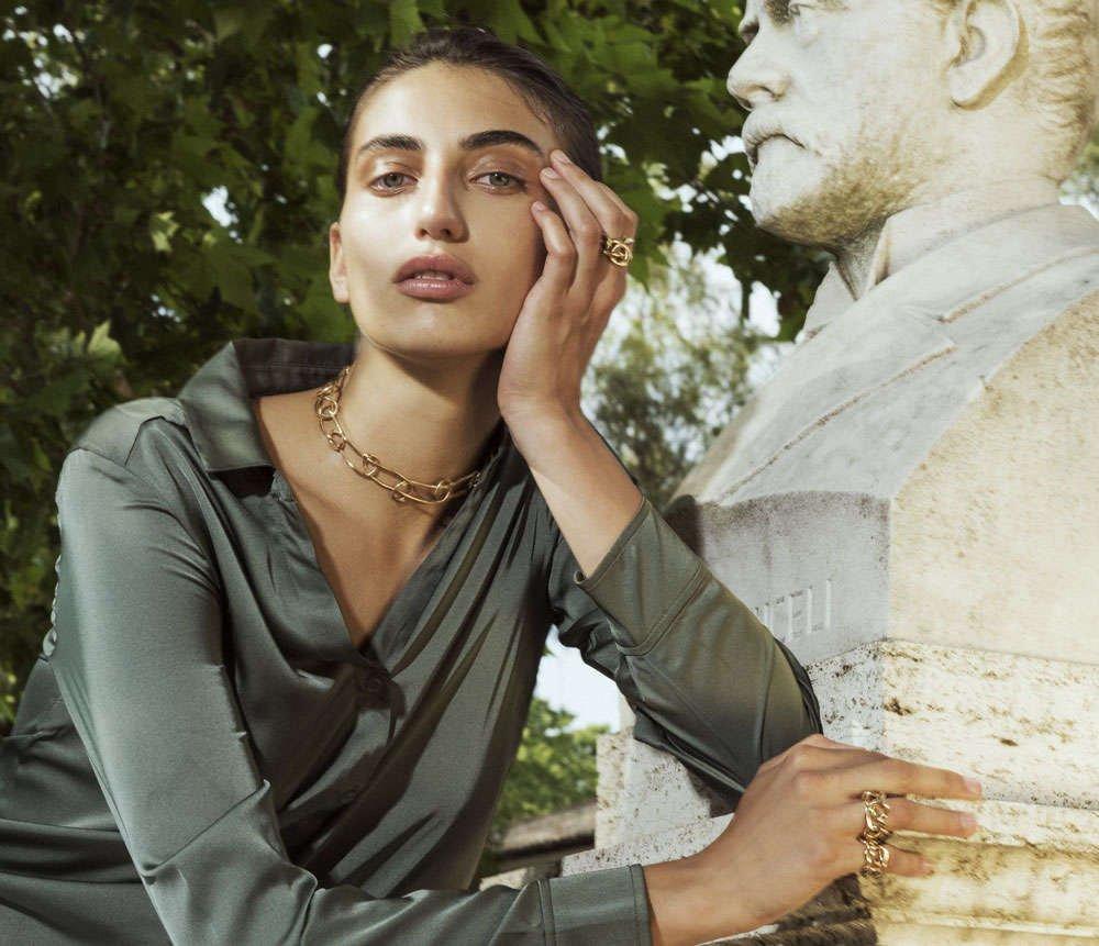 Collezione Knot | Gioielli scultorei fatti a mano da Giulia Barela