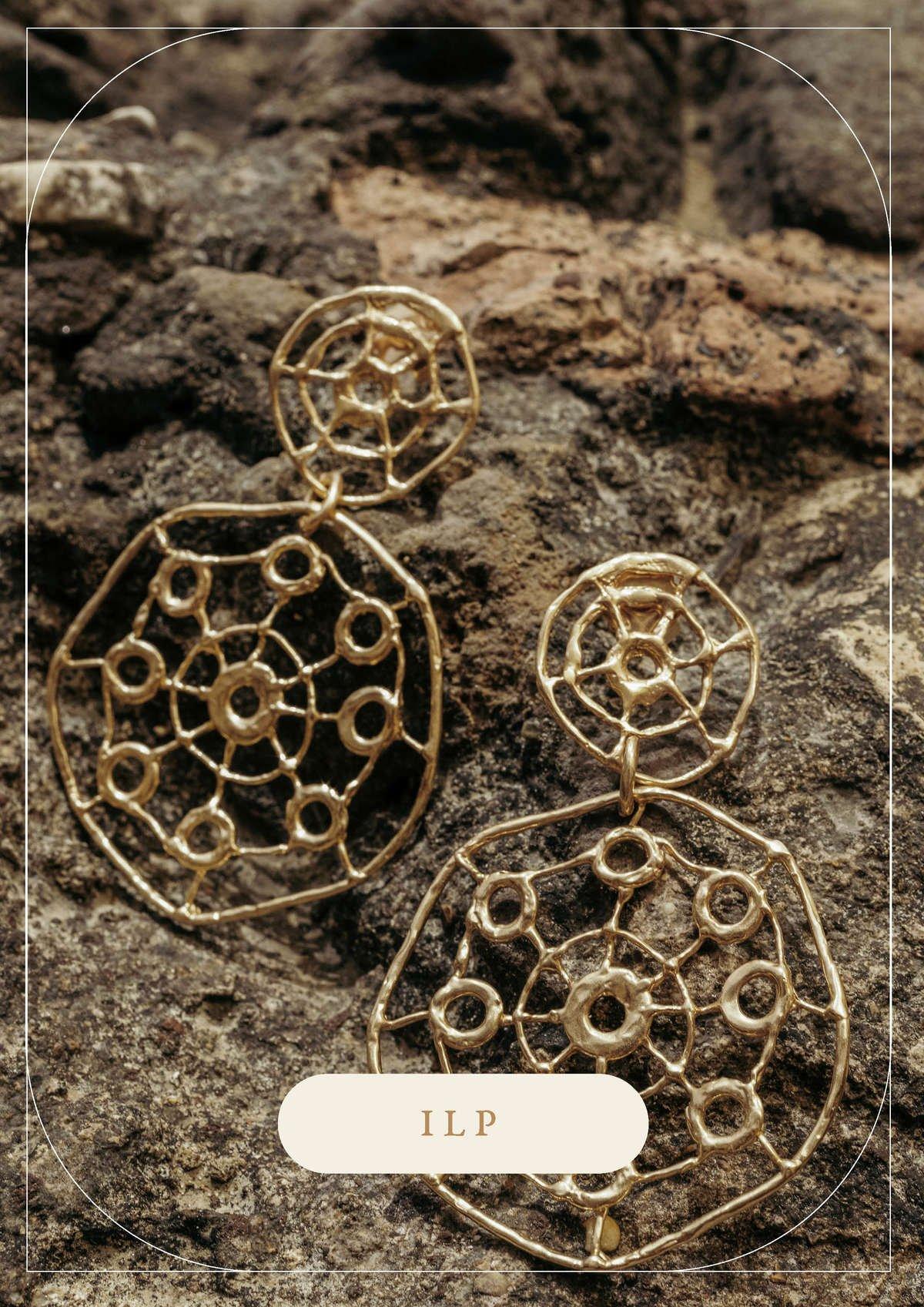 Collezione ILP   Gioielli scultorei fatti a mano da Giulia Barela