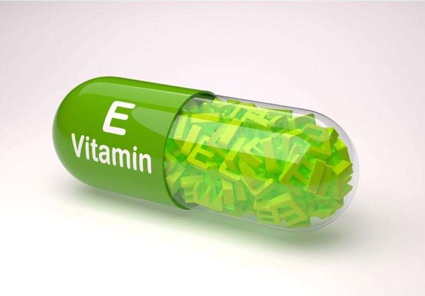 vitamin E removes toxins