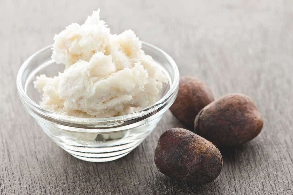shea butter boosts collagen