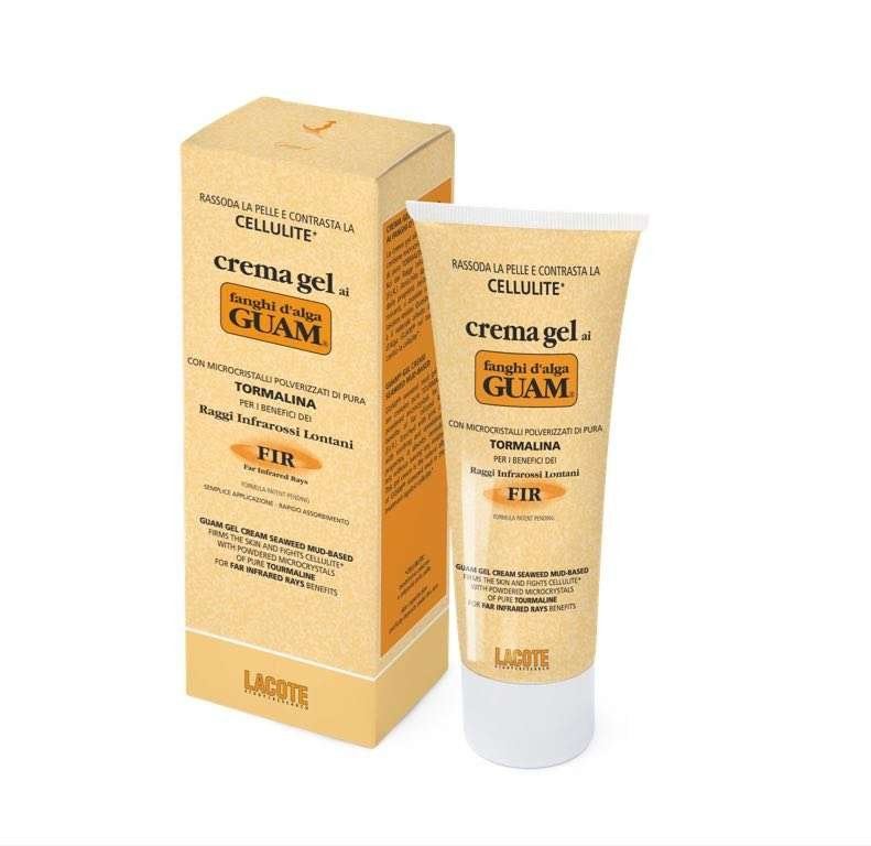 anti cellulite infrared cream by guam