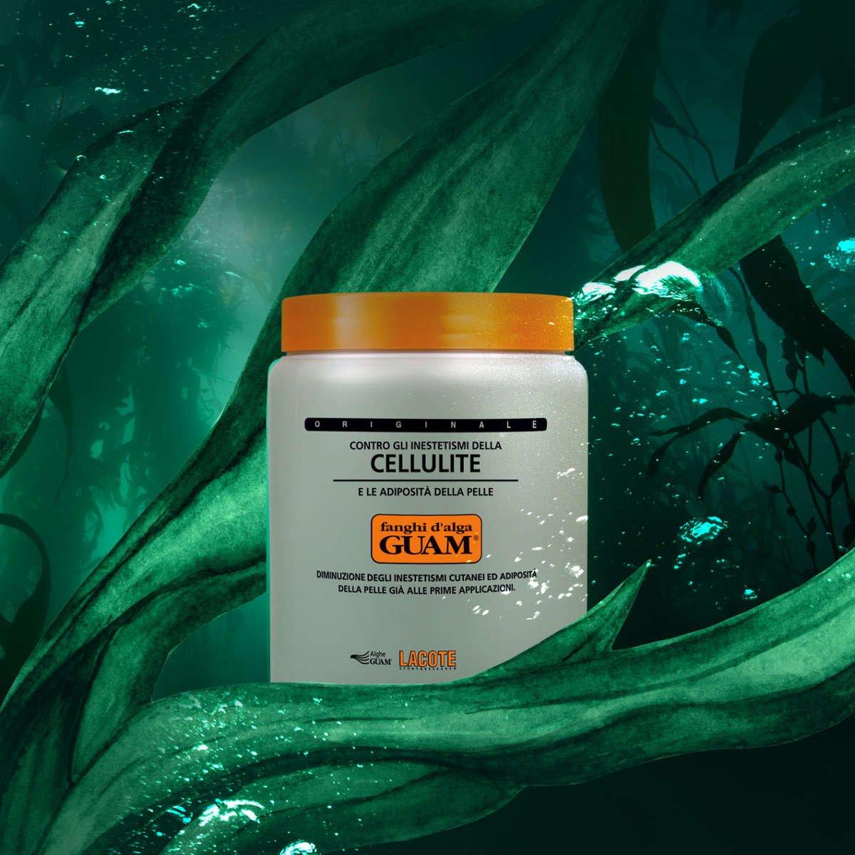 guam seaweed mud anti-cellulite