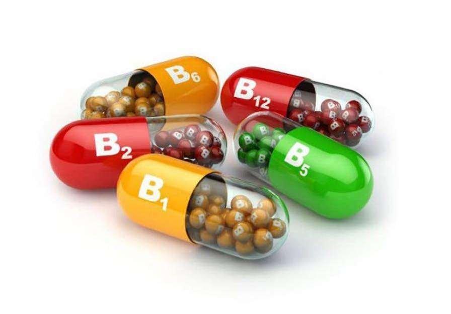 vitamin b-complex skin recovery to tighten skin