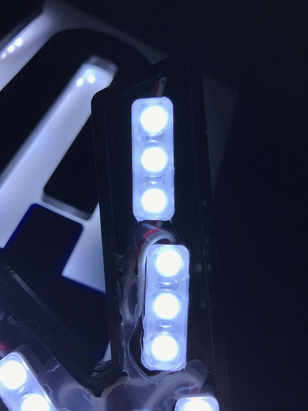 halo LED module